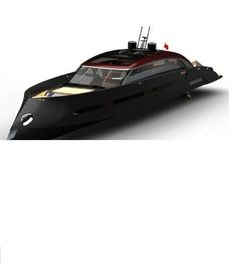 The Concept Coupe Superyacht 108 is a Supercar for the Sea #yachts trendhunter.com