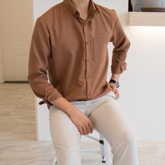 Mens Casual Dress Outfits, Formal Men Outfit, Stylish Mens Outfits, Casual Korean Outfits, Casual Clothes, Korean Fashion Men, Mens Fashion Suits, Man Fashion, Mens Clothing Styles