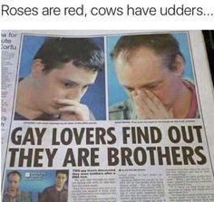 Roses are red... - #funny #lol #viralvids #funnypics #EarthPorn more at: http://www.smellifish.com