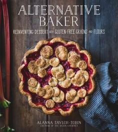 While most gluten-free baking cookbooks simply replace all-purpose wheat flour, usually with white rice, tapioca and potato flours, this book celebrates the wide array of grains, nuts and seeds that a