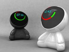 alarm clock that calculates how much sleep you need. #bedtime