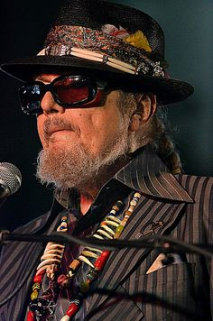 Dr. John https://play.google.com/store/music/artist?id=Aoxq3iz645k55co23w4khahhmxy&feature=search_result