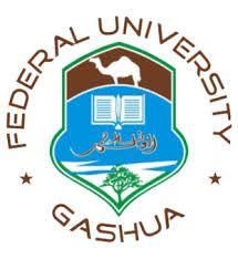 Federal UFederal University Gashuaniversity Gashua