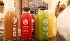 Get all juiced up at these excellent fresh juice bars in Philly...