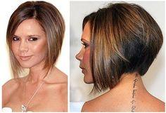 Features bob bob haircut for kort hår