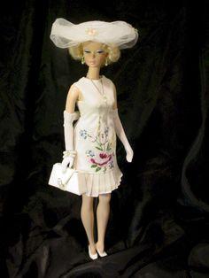 OOAK Silkstone Barbie ensemble by AFKA Joshard / Jeff Bouchard