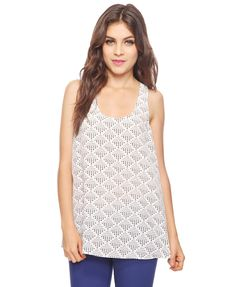 Speckled Geo Blouse | FOREVER21 - 2000037450