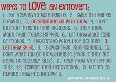 Introvert dating extrovert meme 6