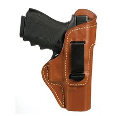 Inside The Pants iwb Soft Leather Holster For Sig Sauer 250sc Sub Compact.