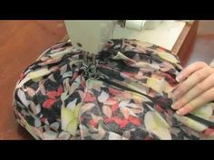 Dica Rápida | Como acinturar roupas com elástico - YouTube