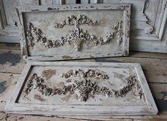 #19/203B Ornate Panels Louis XVI