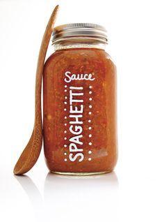 Spaghetti Sauce   RICARDO Plum Tomatoes, Cherry Tomatoes, Spagetti Sauce, Pressure Canning, Fennel Seeds, Cucumber Salad, Charcuterie, Food Processor Recipes, Stuffed Mushrooms