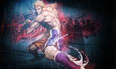 Steve Fox in Tekken (click to view)