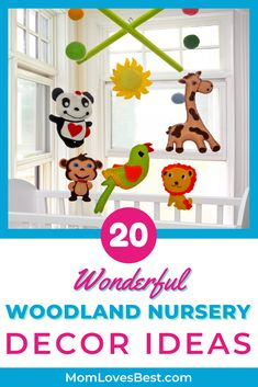 From mobiles to furniture, our woodland decor ideas for your baby's nursery should score high points for creativity. All these natural touches will create a soothing space for both of you. Sleep Schedule, Sleeping Through The Night, Woodland Nursery Decor, Baby Sleep, Mobiles, Whimsical, Creativity, Decor Ideas, Space