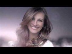 """Lancome """"La vie est belle"""" Werbung 2013 mit Julia Roberts - YouTube"""