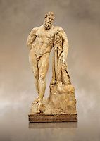 Pictures of Roman Sculpture, Archaeological Museum, Naples, Italy  - Stock Photos | Photos Gallery