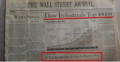 US Stocks Are Now The Most Over-Priced Since The 2000 Crash Submitted by Tim Price via SovereignMan.com On March 30 1999 the Wall Street Journals front page headline blasted the good news across the world: Dow Industrials Top 10000 The day before the all-important US stock index the Dow Jones Industrial Average closed above 10000 for the first time in history. It was a major milestone and investors cheered. A few investors however were concerned. They felt that US stocks were too e...