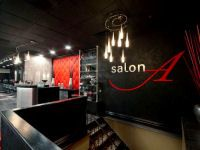 one day i will have a salon that looks like this....Salon A-Salon Design Ideas