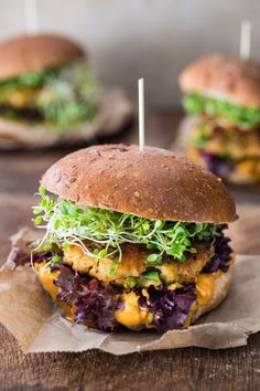 Thai fish burgers | Eat Good 4 Life Another recipe I learned in Thailand. Clean, easy and delicious.