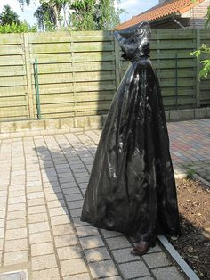 Raincoats For Women Closet Vinyl Raincoat, Pvc Raincoat, Raincoats For Women, Capes, Black Raincoat, Rain Cape, Hooded Cloak, Pvc Coat, Womens Fashion