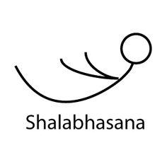 Shalabhasana – Locust