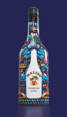 Malibu on Packaging Design Served