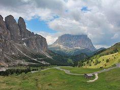 Pässe in Südtirol: Grödner Joch