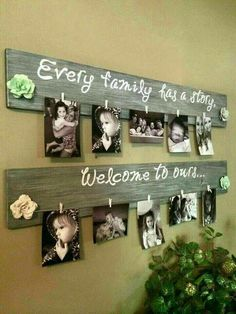 Wood pallet picture holder for Sale in Indianapolis, IN Holzpaletten-Bilderhalter Pallet Crafts, Diy Pallet Projects, Home Projects, Woodworking Projects, Diy Wood Crafts, Country Wood Crafts, Woodworking Articles, Barn Wood Projects, Diy Projects To Sell