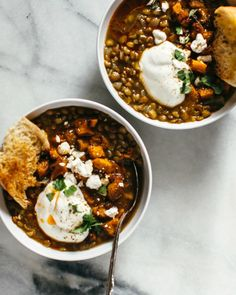 Lentil Soup with Cumin & Cardamom Recipe.