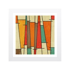 Can you dig this totally far out piece? If you're looking for a 1970's-inspired feat, the So Rad Framed Print may just be your match. Boasting a retro color scheme and gorgeous geometric design, it is ... Find the So Rad Framed Print, as seen in the Mid-Century Classics Collection at http://dotandbo.com/collections/mid-century-classics?utm_source=pinterest&utm_medium=organic&db_sku=106429