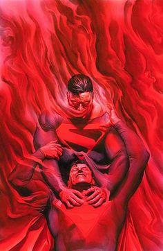 Supermen by Alex Ross