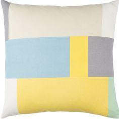 Harlow Cotton Throw Pillow