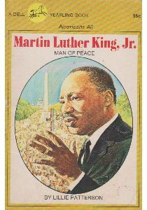 *1970 Author* Lillie Patterson, author of Martin Luther King, Jr.: Man of Peace