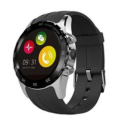 Elegante reloj inteligente teléfono reloj redondo sumergible/Bluetooth 4,0/Fácil conexión // Soporte SIM - http://complementoideal.com/producto/tienda-socios/elegante-reloj-inteligente-telfono-reloj-redondo-sumergible-bluetooth-4-0-fcil-conexin-soporte-sim-realizar-llamadas-tf-para-apple-iphone-5-5s-6-6s-plus-smasung-s6edge-s6-s5-s4-note5-nota4-blackberry/