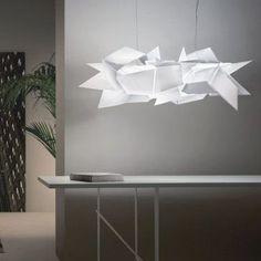 Cordoba Ceiling Lamp by Daniel Libeskind - Shop Slamp online at Artemest