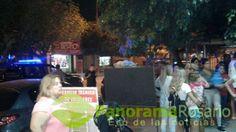 Un local de telefonia movil asaltado en calle filipini