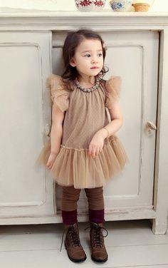 Girl's dress by hellodearkids