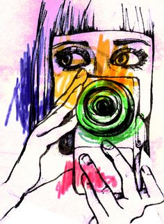 Camera Shy / Doodlers Anonymous