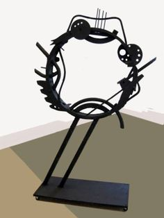 "Saatchi Art Artist Bill Thomson; Sculpture, ""Circle of Life"" #art"