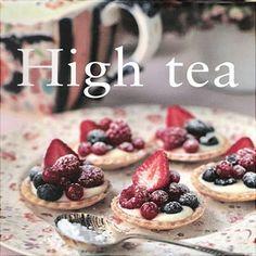 high tea recepten - Google zoeken