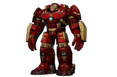 Iron Man Armor Model 14 Hulkbuster Ver.3 Free Papercraft Download - http://www.papercraftsquare.com/iron-man-armor-model-14-hulkbuster-ver-3-free-papercraft-download.html#Armor, #Avengers, #Hulkbuster, #IronMan, #MarvelComics, #Model14