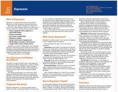 Let's Talk Facts: Depression