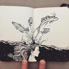 Awesome sketchbook