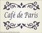 Vintage French Stencils | french stencils - GetaSpecialDeal.com