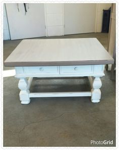 Coco en Pure by Annie Sloan Chalkpaint