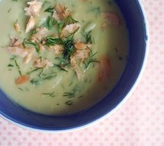 For the body and soul...: Norwegian Soup