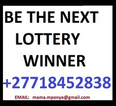Use the poweful Lottery spell and win the Next Lotto, Jackpot, Casino and many Winning Powerball, Lotto Winning Numbers, Lottery Winner, Lottery Tickets, Winning The Lottery, Mega Millions Jackpot, Lottery Strategy, Spells That Really Work, Jackpot Casino
