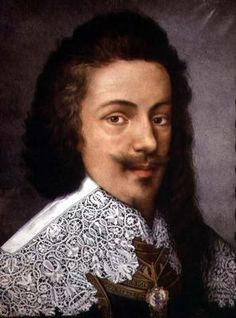 Victor Amadeus I, Duke of Savoy (1587-1637)  from 1630-37. He was titular King of Cyprus and Jerusalem. He was also known as the Lion of Susa. Son of Charles Emmanuel I, Duke of Savoy and Catherine Micaela of Spain,
