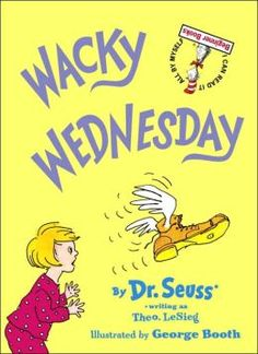 1000+ images about Wacky Wednesday on Pinterest | Dr ...