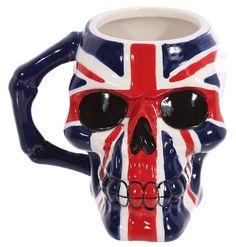 JennGifts - Skull Head Novelty Mug, £10.00 (http://jenngifts.co.uk/skull-head-novelty-mug/)